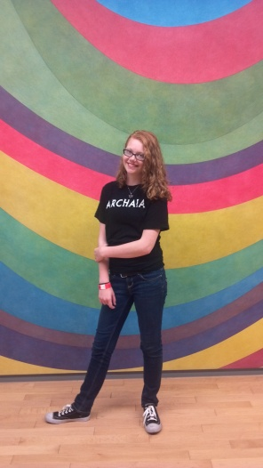 Artist Sol LeWitt is Lima Bean's favorite!