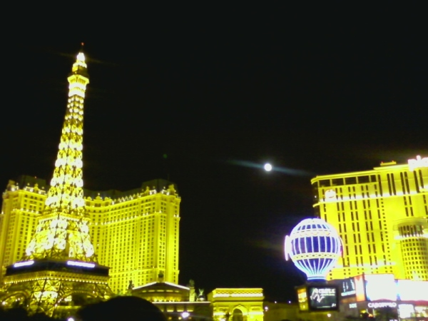 Last Night in Vegas